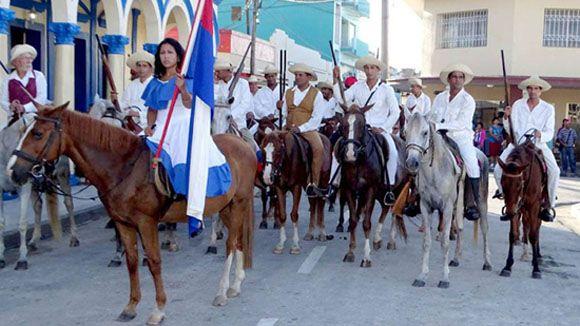 Variadas acciones por la Jornada de la cultura cubana en Granma