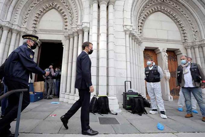 Presidente francés anuncia reforzamiento de operación antiterrorista