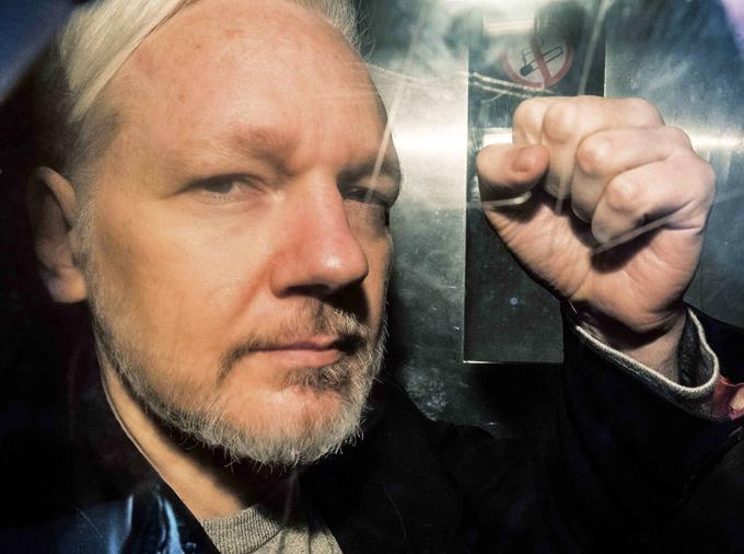 La extradición de Assange o el juicio que nunca debió ser