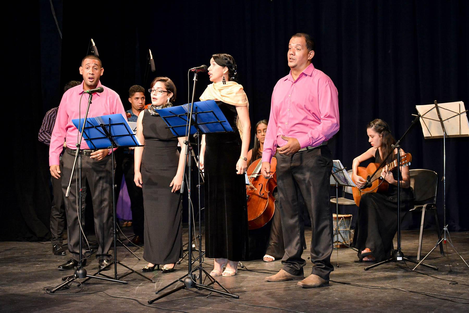 Exsulten y el Coro se unen nuevamente en Cubanía