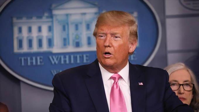 Donald Trump, el candidato del caos