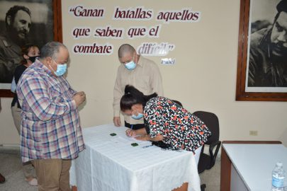 Juramentados  nuevos diputados a la Asamblea Nacional del Poder Popular en Cuba