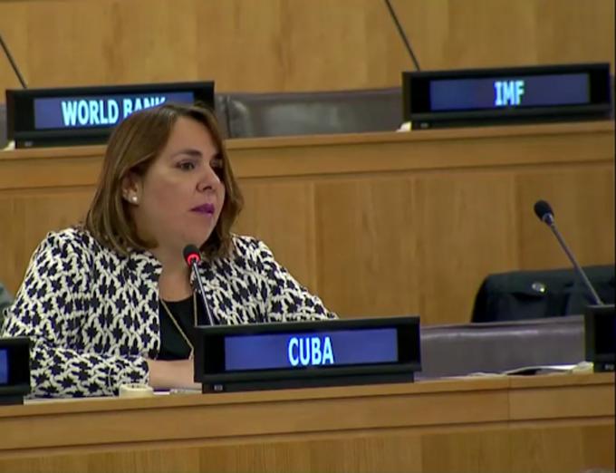 Comunidad internacional reconoce a Cuba en temas de derechos humanos