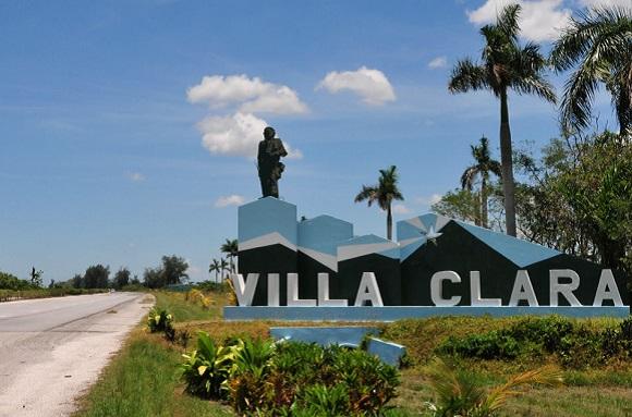 Presidente de Cuba encabeza visita de trabajo a Villa Clara
