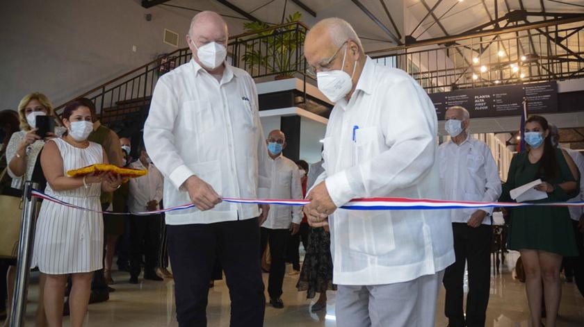 Inauguran en La Habana sede permanente de la Ventanilla Única de la Inversión Extranjera