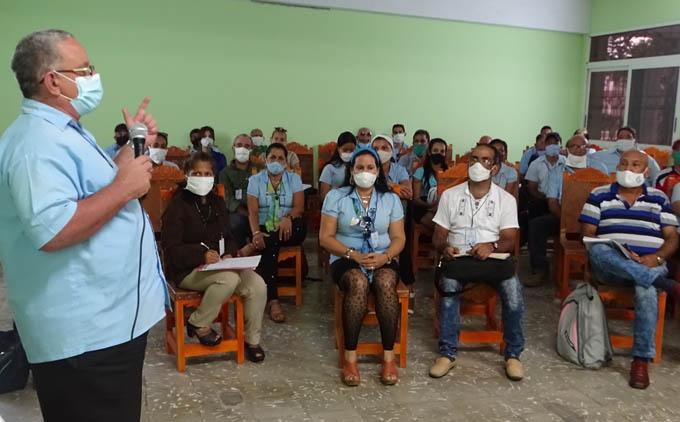 Granlac cosecha resultados de su vínculo con la Universidad (+fotos)