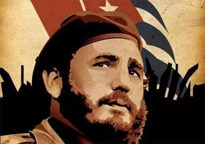 Fidel en las victorias y la memoria