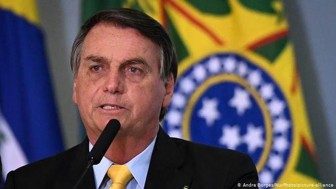 Bolsonaro inseguro para reelección en Brasil tras derrota de Trump