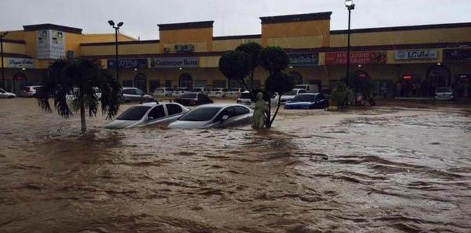 Pérdidas humanas y materiales por inundaciones en Panamá