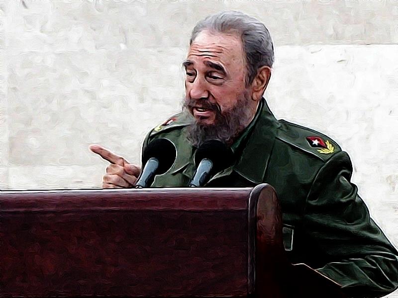 Fidel marcó sus vidas (+fotos)