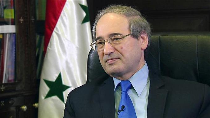 Felicita canciller cubano a nuevo ministro de Relaciones Exteriores de Siria