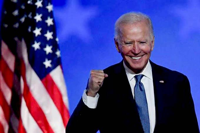 Biden toma ventaja ganadora sobre Trump en Georgia