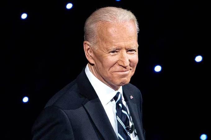 Biden recibe votos de primer pueblo en difundir resultados