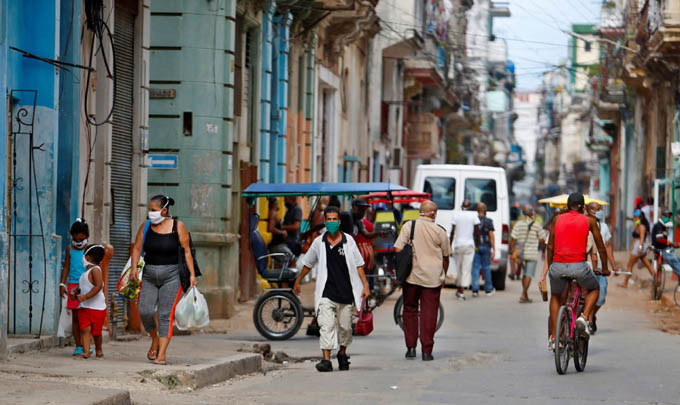 Cuba en normalidad tras paso de tormenta tropical Eta