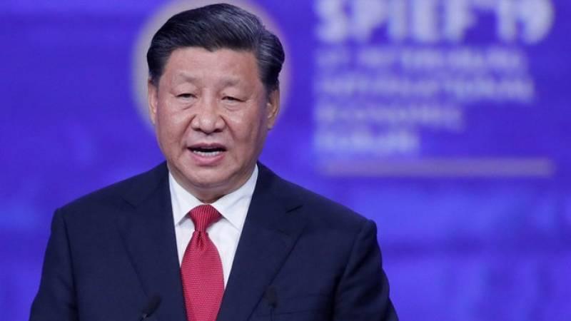 Xi desestima enclaustramiento de China con nuevo modelo de desarrollo