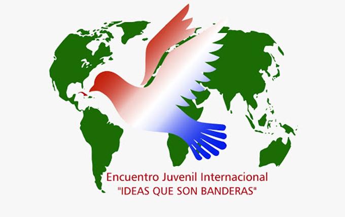 Continúan recordando a Fidel en Encuentro Internacional Juvenil