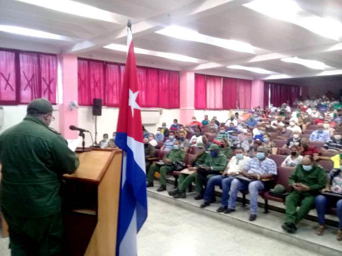 Presentan campaña de trabajo de Granma por el Triunfo de la Revolución