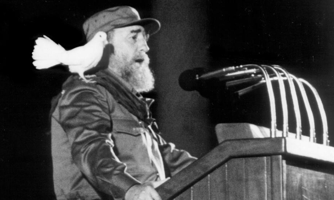 Los fuegos de Fidel