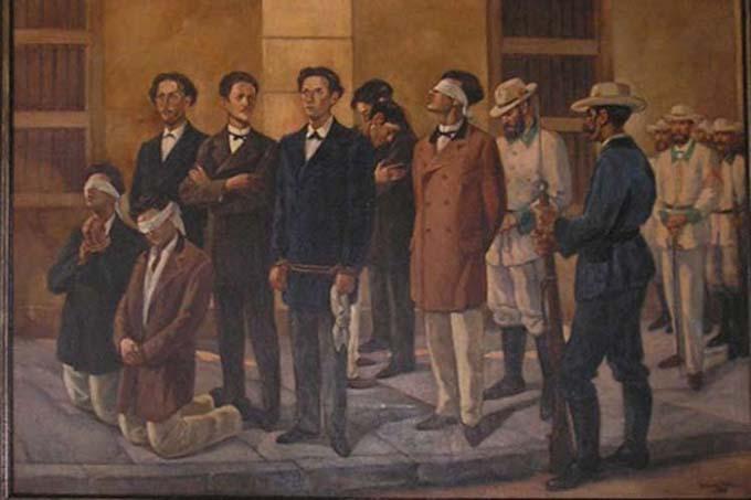 Nefasto día de 1871 en Cuba une a dos hermanos