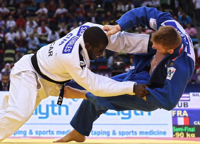 Judocas cubanos parten hacia México para Panamericano