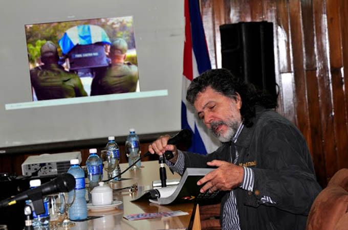 Presidente Díaz-Canel felicita a reconocido intelectual de Cuba