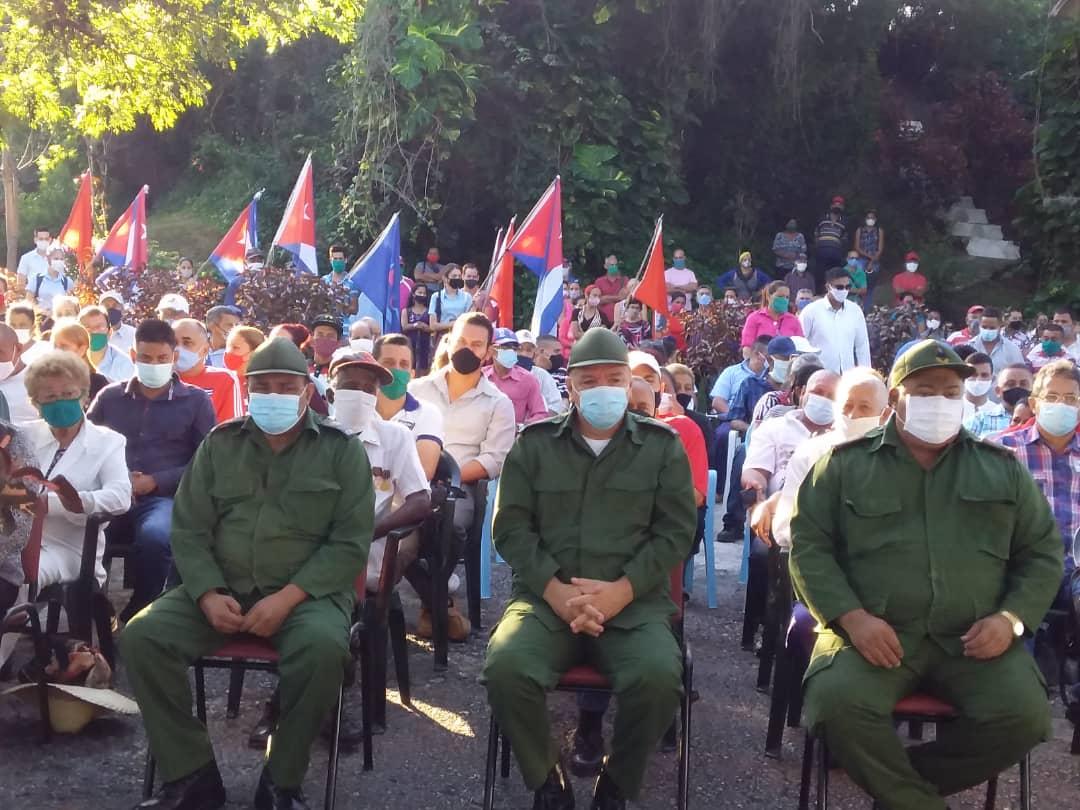Rememoran aniversario de la Batalla de Guisa