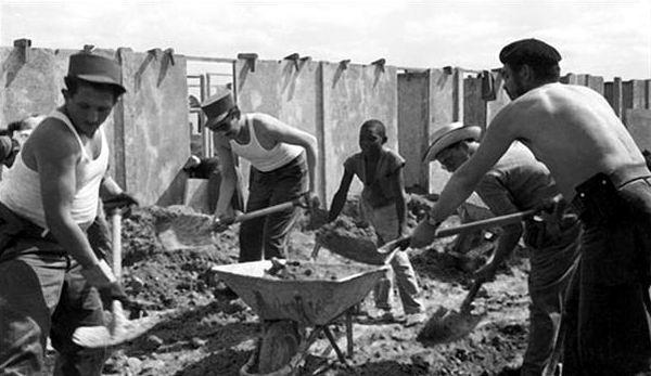 Primer trabajo voluntario en Cuba, ¿22 o 23 de noviembre?