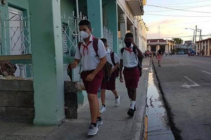 Capital de Cuba retomará el curso escolar 2019-2020