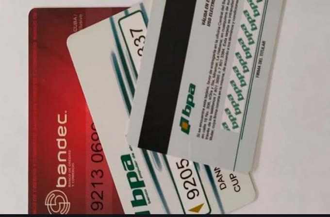 Denuncian intentos de estafa para robar tarjetas electrónicas cubanas
