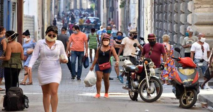 Autoridades sanitarias de Cuba reportan 49 casos con Covid-19