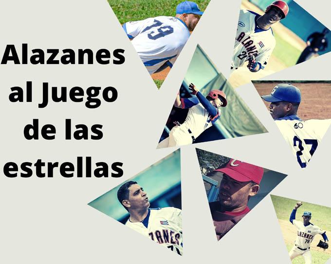 Convocan a siete alazanes para Juego de las estrellas del béisbol cubano