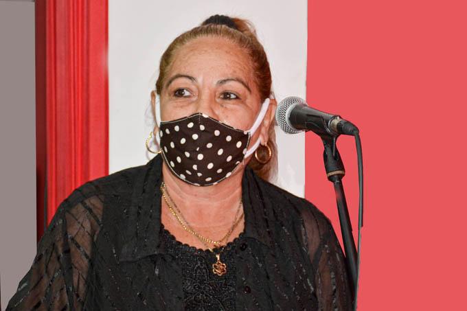 El magisterio vivo de Maritza  Sánchez