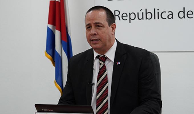 Ratifica Cuba necesidad de la solidaridad internacional para enfrentar la pandemia de COVID-19