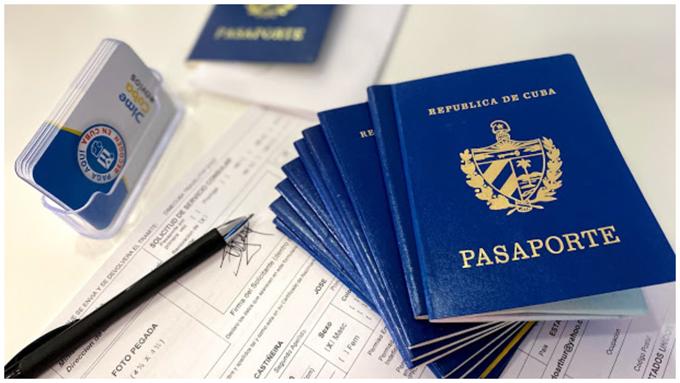 Anuncia Cancillería cubana prórroga de vencimiento de pasaporte debido a la COVID-19
