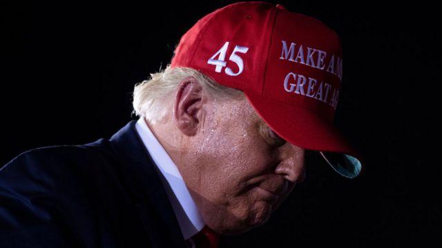 Trump y los últimos meses de su mandato en EE.UU.