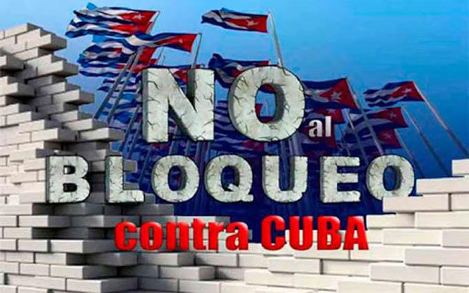 Belgas conocen sobre el bloqueo contra Cuba y su impacto