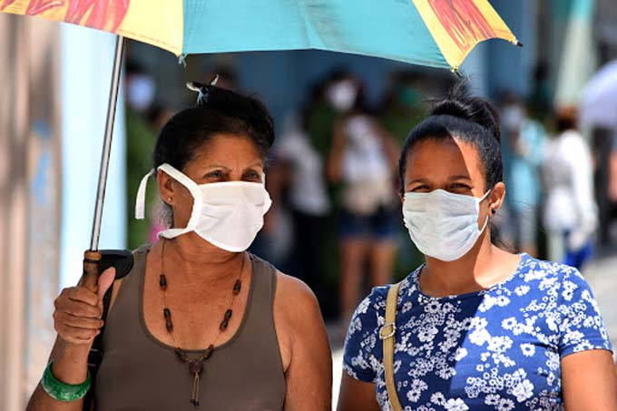Salud Pública reporta 76 casos con Covid-19 en Cuba