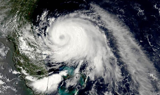 Se iguala récord de más ciclones nombrados para una temporada
