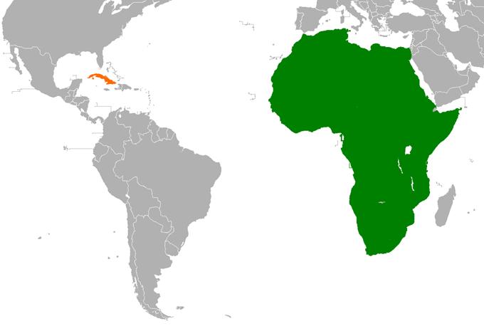 Recuerda Presidente de Cuba a internacionalistas en continente africano