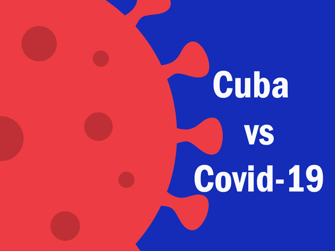 Una pelea cubana contra la COVID-19