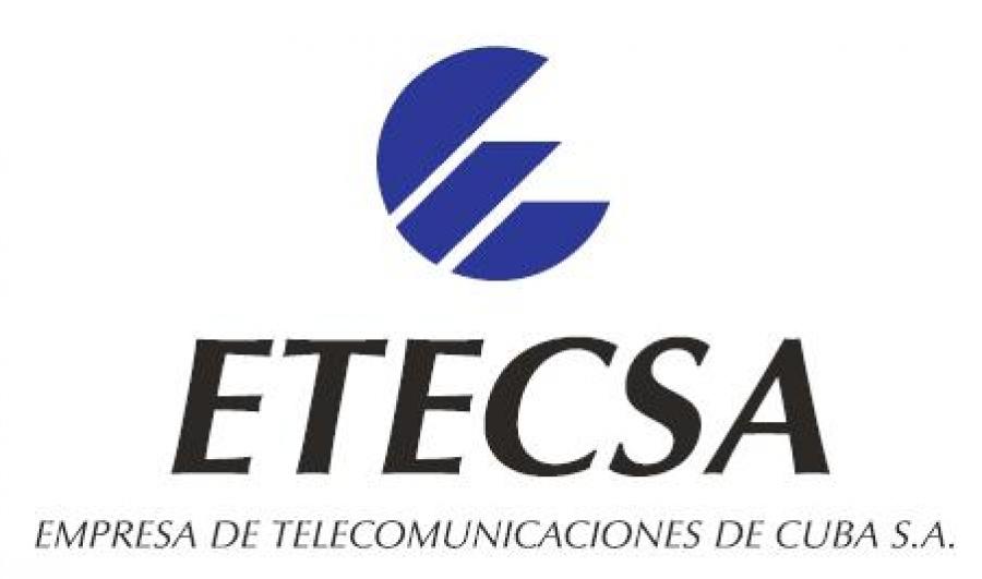 Informa Etecsa afectaciones en sus servicios durante los próximos días