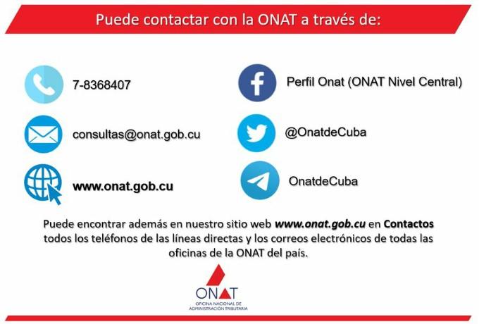 Prevé la ONAT potenciar la digitalización de trámites para 2021