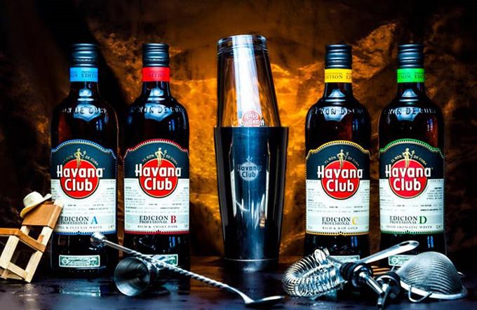 Presenta Havana Club nuevas Ediciones Profesionales