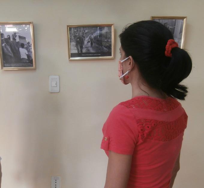 Exhiben en Bayamo fotos y objetos relacionados con Fidel