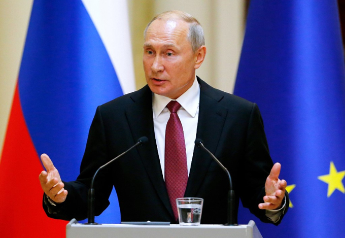 Putin anuncia vacunación anti-covid a gran escala en Rusia