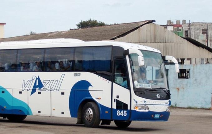 Reanuda VIAZUL servicios de transportación