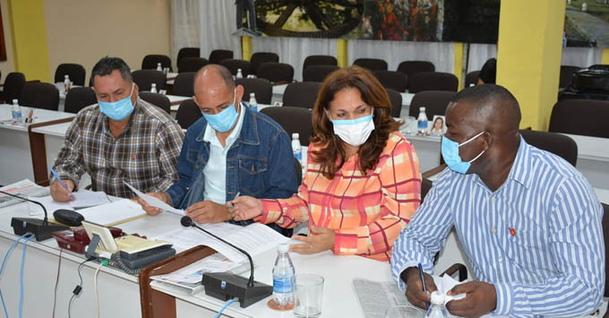 Continúan actividades previas al Sexto Período Ordinario de sesiones de la ANPP