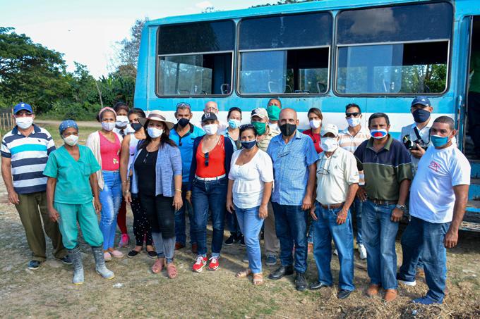 Sobresalen aportes del círculo de periodistas agropecuarios  en Granma