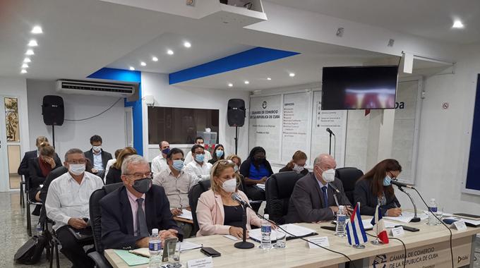 Fortalecen Cuba y Francia vínculos de colaboración económica