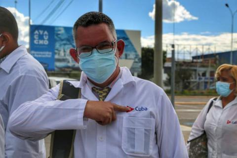 Médicos cubanos suman otras cuatro nominaciones británicas al Nobel